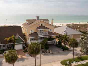 Clearwater Cottage Directly On The Beach Is The Ideal Retreat - Patch.com
