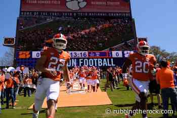 Clemson football fans should never have to hear from SEC homers again - Rubbing the Rock