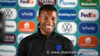 Football: Wijnaldum relieved to seal PSG move in time for start of Euro 2020 - CNA