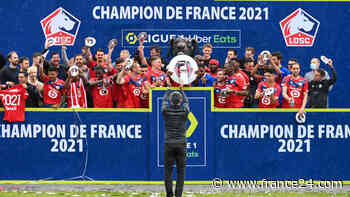 Amazon share in French football TV rights sparks furious Canal+ boycott - FRANCE 24 English
