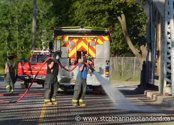 Heat affects Port Colborne's Clarence Street Bridge; maintenance work saw second bridge closed - StCatharinesStandard.ca