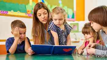 Mindestens acht Stunden ab 2026: Grundschülern steht längere Betreuung zu - n-tv NACHRICHTEN
