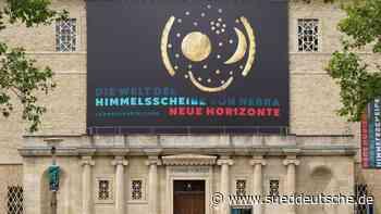 Himmelsscheiben-Schau kommt bislang auf rund 1700 Besucher - Süddeutsche Zeitung
