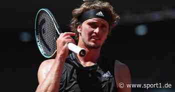 Halle: Zverev vs. Koepfer, Federer vs. Qualifikant, Struff vs. Medvedev - SPORT1