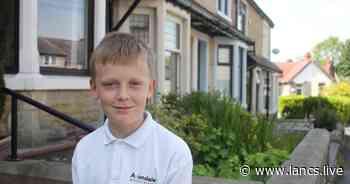 Savvy Darwen schoolboy starts drinks business on back of sunny weather - Lancs Live
