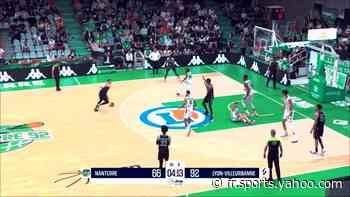 Basket - Jeep Élite : Le résumé de Nanterre - Asvel - Yahoo Sport
