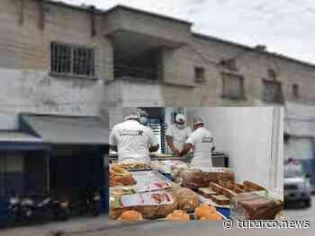 Panadería de la cárcel modelo de Barranquilla recibió certificado Invima y podrá vender sus productos a almacenes de cadena - TuBarco