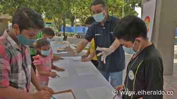 Parques de Barranquilla vuelven a llenarse de arte y cultura - EL HERALDO