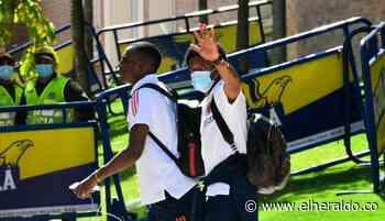 Colombia se despide de Barranquilla y viaja a Brasil para Copa América - EL HERALDO