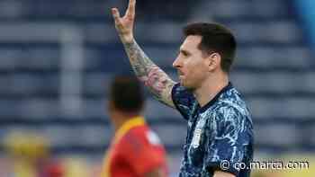 A Messi lo llenan de insultos en Barranquilla pero su respuesta es para aplaudir - Marca Claro Colombia