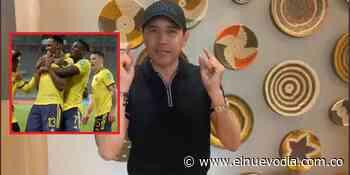 Alcalde Hurtado si acudió al partido de la selección en Barranquilla la noche del martes - El Nuevo Dia (Colombia)