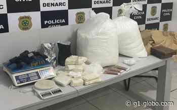 Suspeitos de tráfico de drogas morrem após abordagem policial na Grande Aracaju - G1
