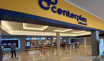 Centerplex inaugura três salas de cinema no Aracaju Parque Shopping - Infonet