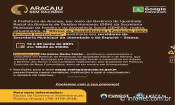 Prefeitura iniciará oficina do projeto Aracaju sem Racismo na segunda - Infonet