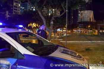 Guarda Municipal de Aracaju atua estrategicamente para garantir o cumprimento do toque de recolher - https://www.imprensa24h.com.br/