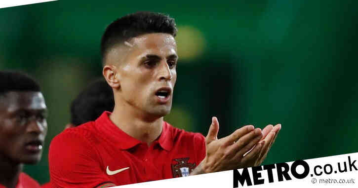 Man City defender Joao Cancelo pulls out of Portugal's Euro 2020 squad after positive Covid-19 test
