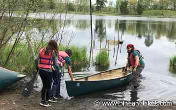 Deep Portage hosts Pine River-Backus field trip - Pine and Lakes Echo Journal