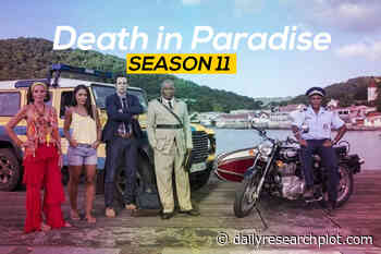 Death in Paradise Season 11 Expected Release Date and Cast Details - Daily Research Plot