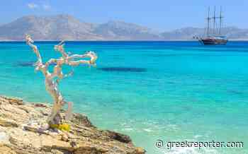 Uninhabited Island Destinations in Greece : Uncharted Paradise - Greek Reporter
