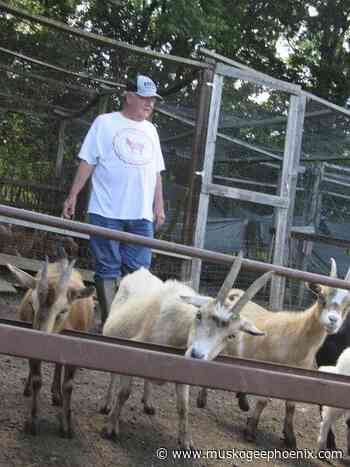 Okie from Muskogee: Mocha finds his paradise outside city - Muskogee Daily Phoenix
