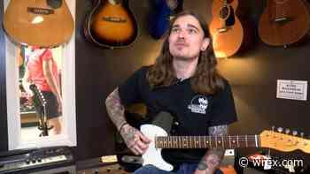 Paradise Guitar and Repair opens in Beloit - WREX-TV