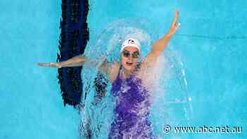 Kaylee McKeown breaks 100m backstroke world record at Australian Olympic trials