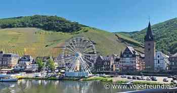 Riesenrad in Bernkastel-Kues dreht sich wieder - Trierischer Volksfreund