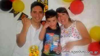 Pablo Acevedo, de la tristeza al abrazo solidario - agenhoy.com.ar