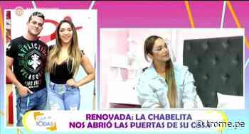"""Isabel Acevedo no olvida a Christian Domínguez: """"Tuvimos una relación bonita, pero prefiero no hablar más de él"""" - Diario Trome"""
