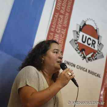 """Jorgelina Acevedo """" Hoy el dolor me puede"""" - Salto en la Red"""