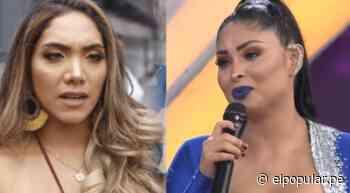 "Pamela Franco a Isabel Acevedo: ""Yo vivo orgullosa de la familia que tengo"" [VIDEO] | ElPopular.pe - ElPopular.pe"