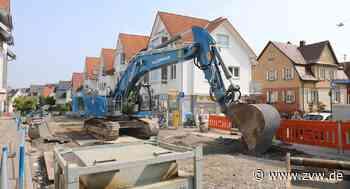 Bauarbeiten in der Schwaikheimer Bahnhofstraße gehen bis 22. Oktober - Schwaikheim - Zeitungsverlag Waiblingen - Zeitungsverlag Waiblingen