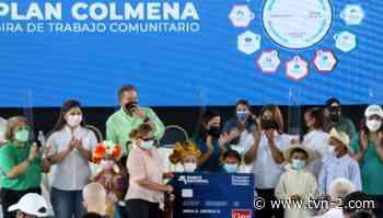 Entregan beneficios sociales en corregimientos de Don Bosco, Juan Díaz, Parque Lefevre, Río Abajo y San Francisco - TVN Noticias