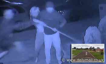Woman fights off gang of thugs with walking stick during alleged home invasion in NSW Central Coast