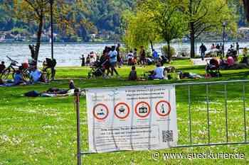 Bodman-Ludwigshafen: Die Probe-Einsätze der Security in Bodman-Ludwigshafen gehen weiter - SÜDKURIER Online