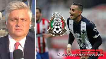 John Sutcliffe: 'Rogelio Funes Mori estará en la prelista para la Copa Oro' - ESPN Deportes