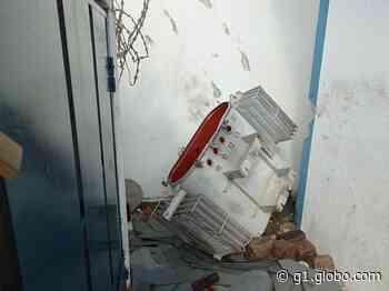 Vandalismo afeta abastecimento de água em 10 bairros de Natal - G1