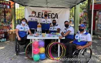 Segurança Presente e Lei Seca realizam campanhas de doação para o Natal - Plantao dos Lagos