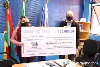 Câmara de Vereadores devolve R$ 100 mil para a Prefeitura em Cachoeirinha - Agência GBC
