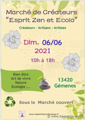Marché créateurs esprit zen & écolo - 06/06/2021 - Gemenos - Frequence-sud.fr - Frequence-Sud.fr