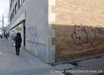 Probation for graffiti vandal who plagued St. Catharines - NiagaraFallsReview.ca