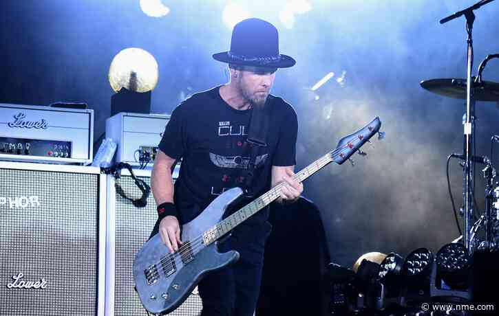 Pearl Jam's Jeff Ament announces new solo album 'I Should Be Outside'