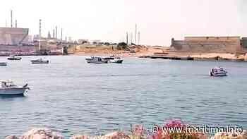 Les Pêcheurs bloquent la passe de Port-de-Bouc ce matin - Port de Bouc - Social - Maritima.info