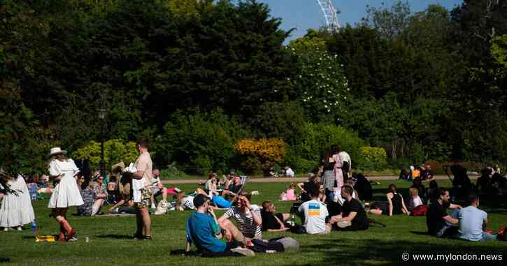 London weather: Met Office predicts when heatwave will end with thunderstorms to hit London - My London