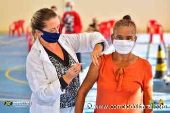 Procura pela 2ª dose da vacina contra covid cai 70% em Guaratuba - Correio do Litoral