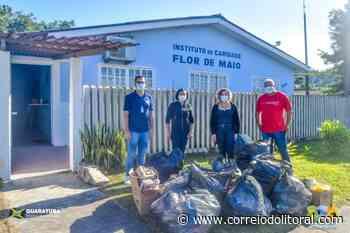 Campanha do Agasalho continua em Guaratuba – Correio do Litoral - Correio do Litoral