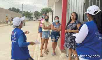 Plan de intervenciones colectivas camina por barrios de Riohacha, llevando la voz de la salud - La Guajira Hoy.com