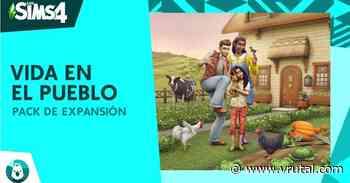 Deléitate con el encanto del campo con los Sims 4 vida en el pueblo, disponible el 22 de julio - Vrutal