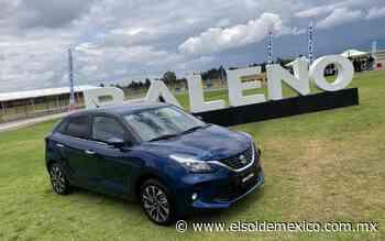El nuevo Suzuki Baleno es un ninja con encanto - El Sol de México