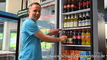 Freibad Schiltach/Schenkenzell - Kiosk-Betreiber freuen sich auf den Saisonstart - Schwarzwälder Bote